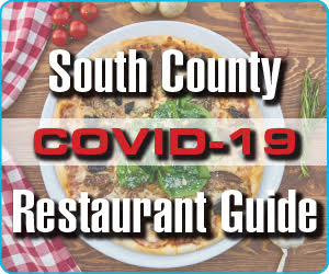 Now open: restaurants in South County offering dine-in services