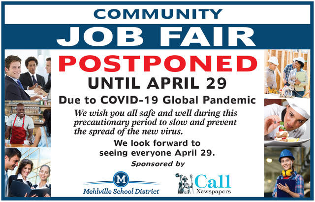 South+County+Community+Job+Fair+postponed+due+to+COVID-19