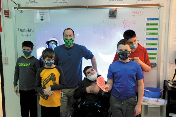 Lindbergh teacher at Sperreng honored as one of SSD's best