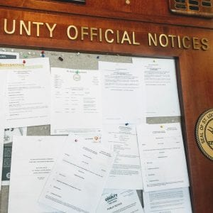 County officials can easily enhance 2018 transparency