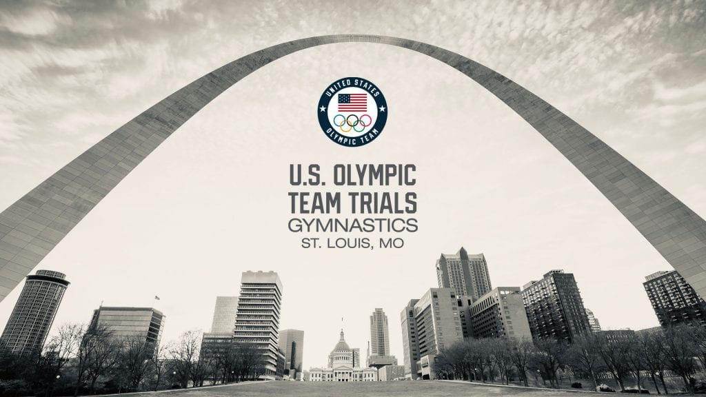 St.+Louis+will+host+the+2020+U.S.+gymnastics+Olympic+team+trials