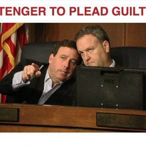 OnCall E-Newsletter: Steve Stenger to Plead Guilty to Federal Corruption Charges
