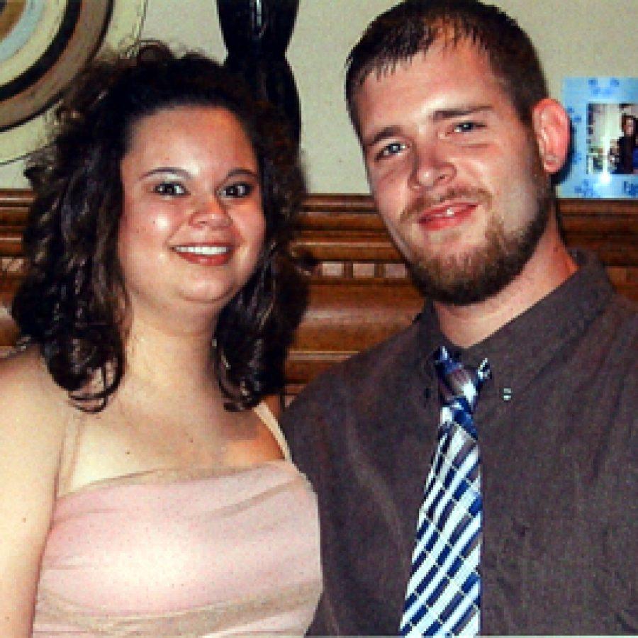 Heather Stephan and Bill Johnson