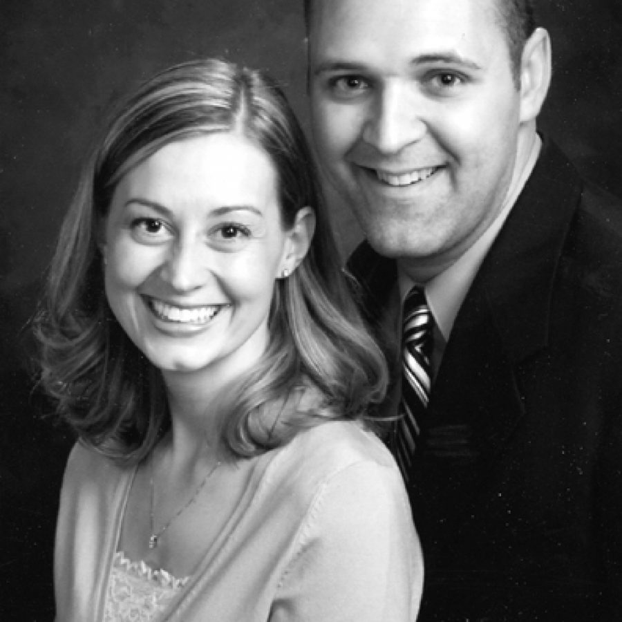 Laura Stindel and Mark Wagner