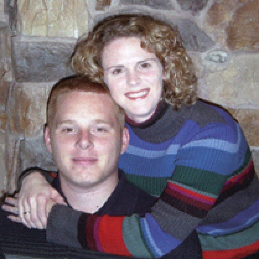 Michael Zwick and Teresa Stroud