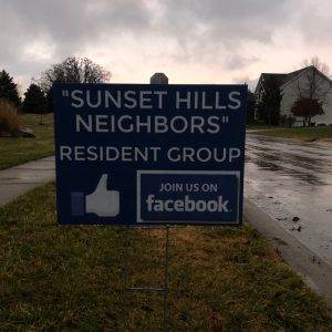 Zoning is a hot topic for 'Sunset Hills Neighbors'