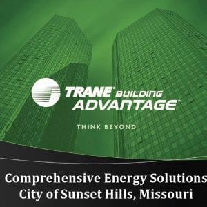 Energy efficiency endorsed by Sunset Hills aldermen
