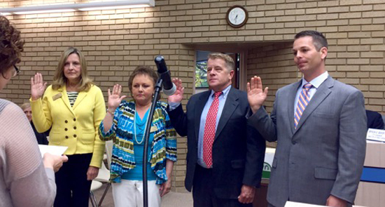 Bersche elected president in Sunset Hills