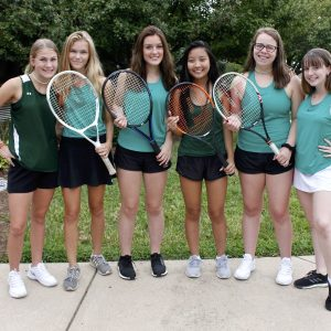 Tennis Flyers serving up more success