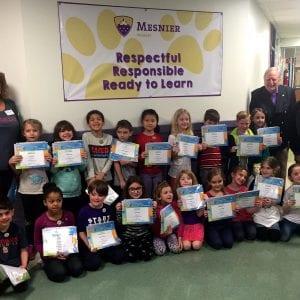 Gravois Kiwanis honor Terrific Kids