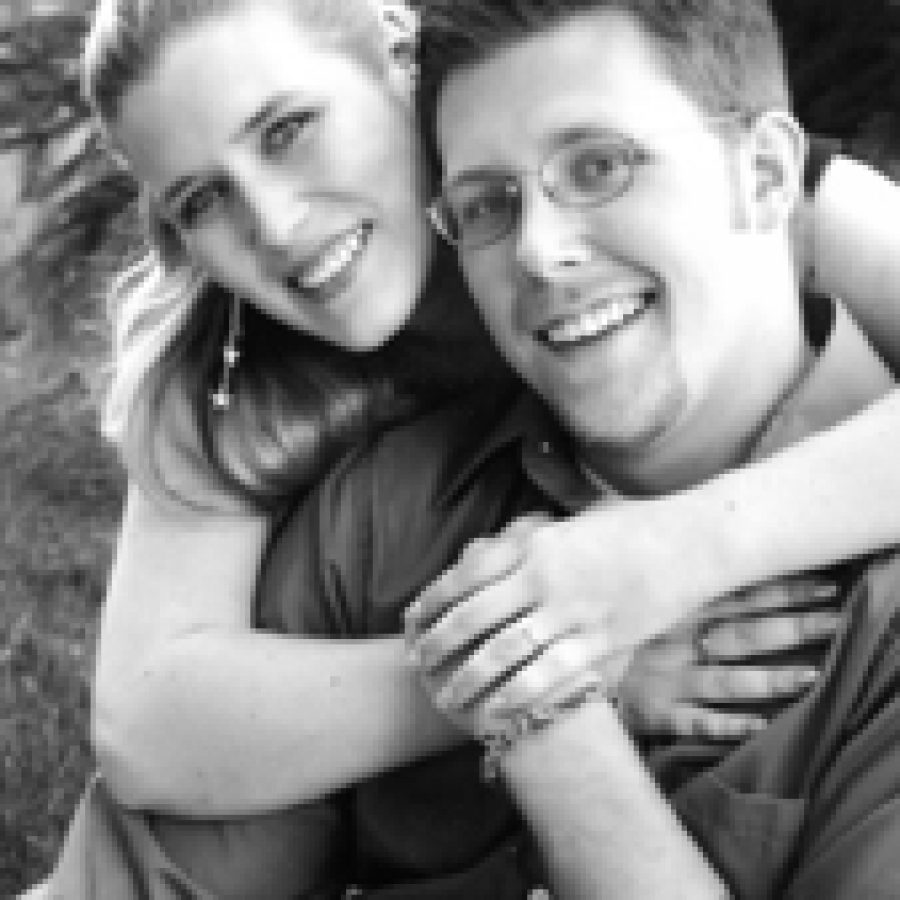 Amy Turner and Jason Welker