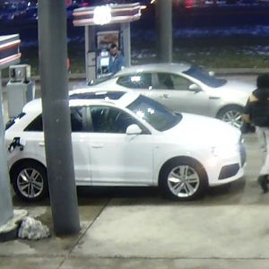 Police released this surveillance image of a suspect in a carjacking at the UGas on Watson Road in Sunset Hills.