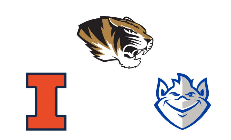Take our poll: Which team is the best local college basketball team this year: Illini, Mizzou, SLU or other?