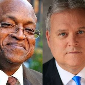 Fitch, Ward square off in County Council 3