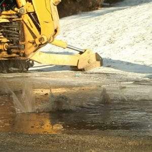 Missouri American Water will upgrade water main that broke beneath Interstate 270