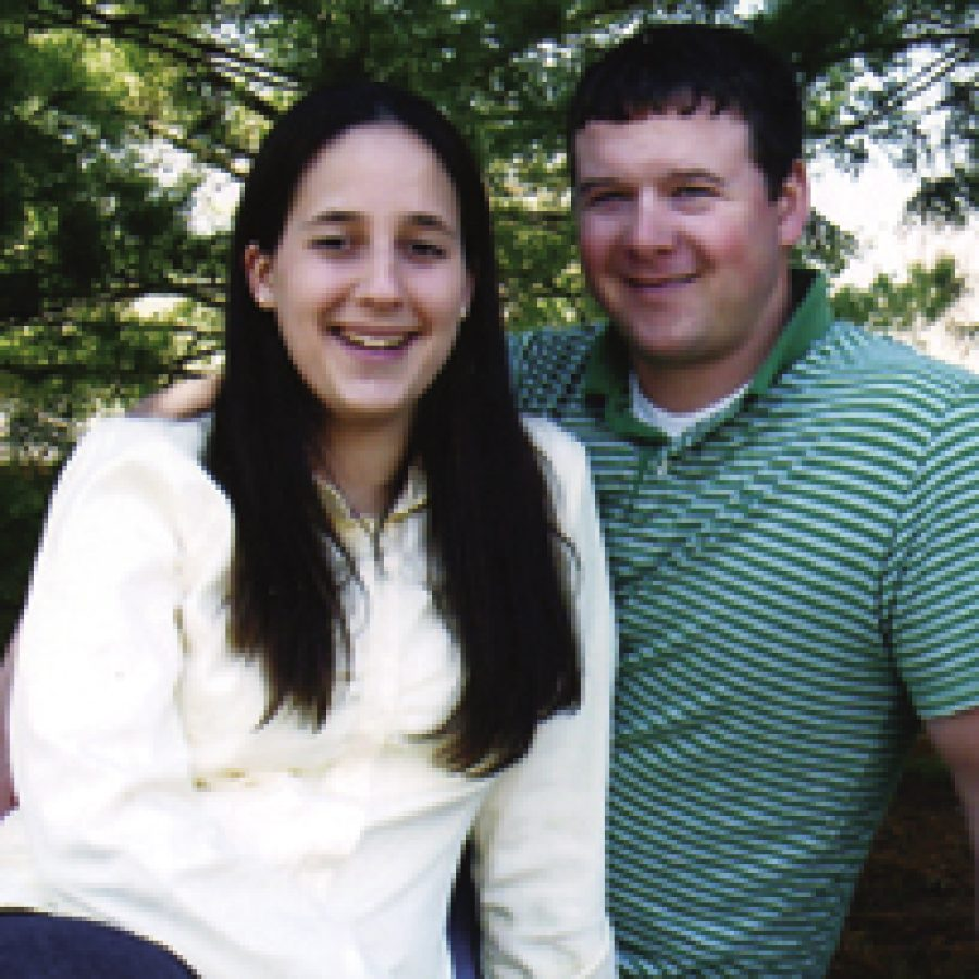 Krista Weil and Jason Horman