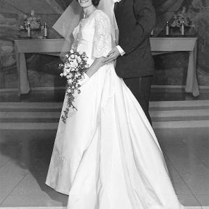 Dave and Kathleen Ziegler mark golden wedding anniversary