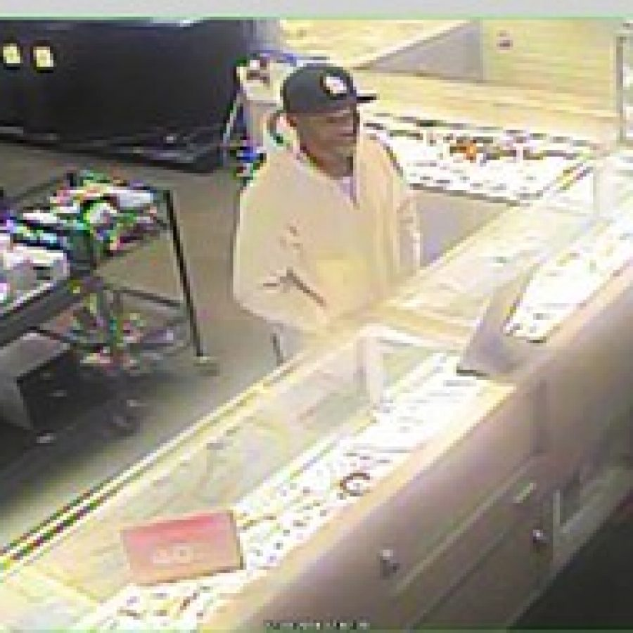Police are seeking the public's assistance in identifying this suspect in last week's robbery at Cash America Pawn, 2616 Telegraph Road.