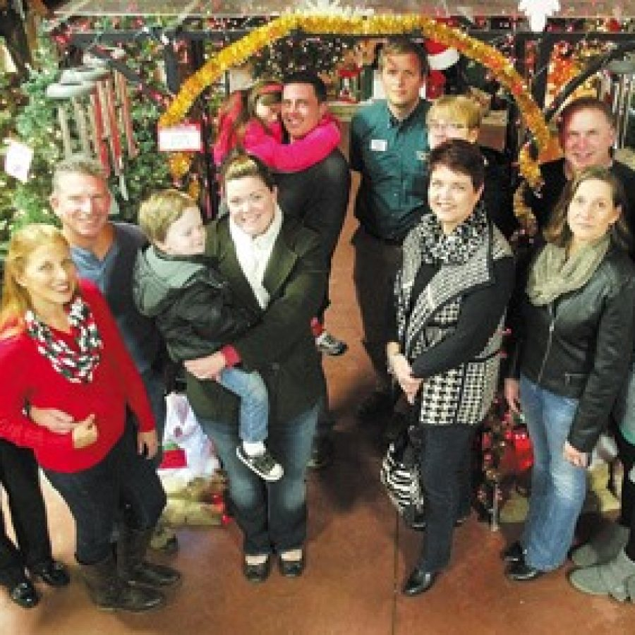 The winners of the holiday lighting contest have the most creative and attractive lighting displays in south county.
