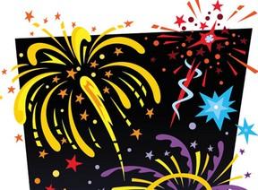 Delmar Gardens hosts a fireworks display Wednesday