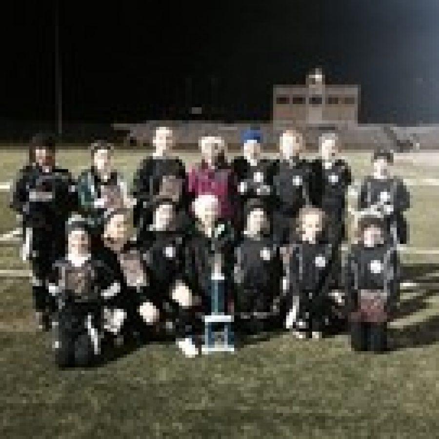 Fifth-grade girls enjoy successful season