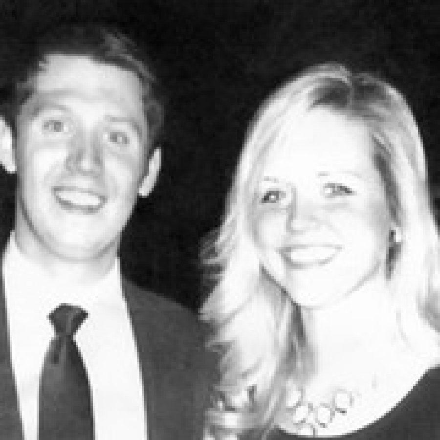 Brad Bene´ and Rachel Plassmeyer
