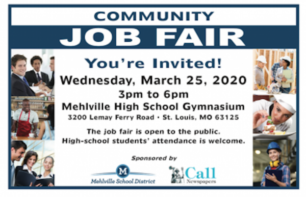 Call, school district are hosting a Community Job Fair March 25