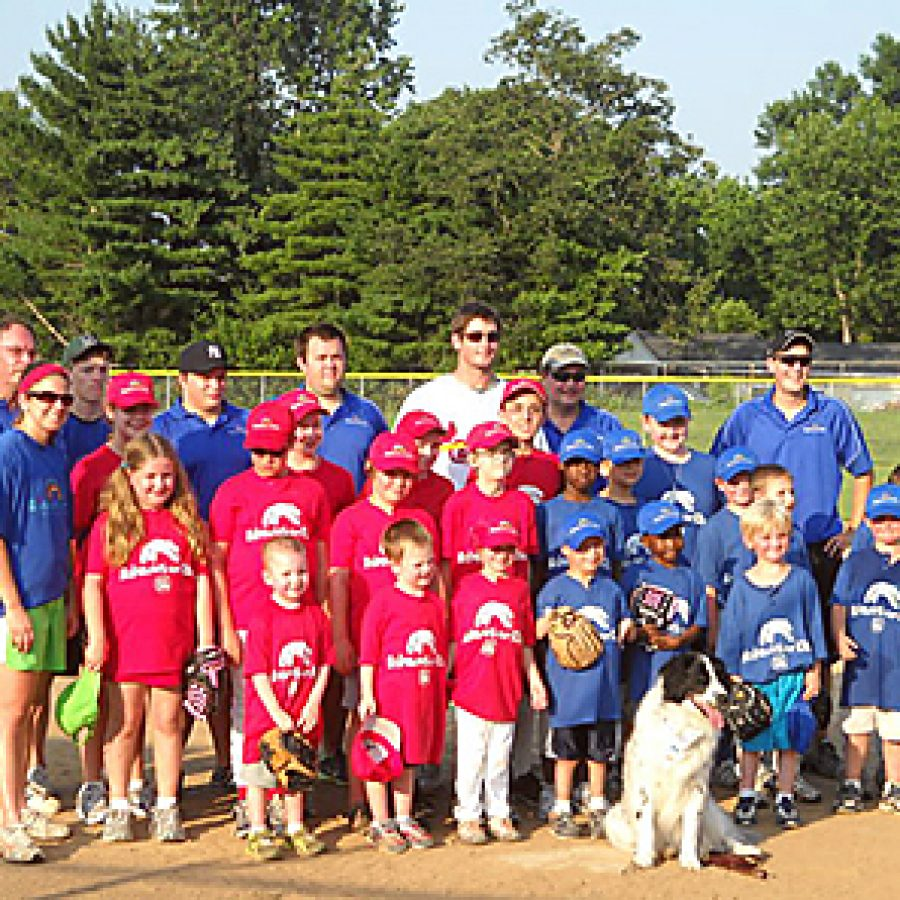 Group hits home run with all-star game for cancer patients