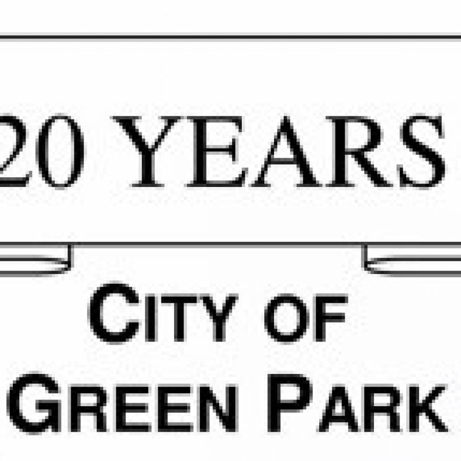 Green Park to celebrate 20 years of incorporation