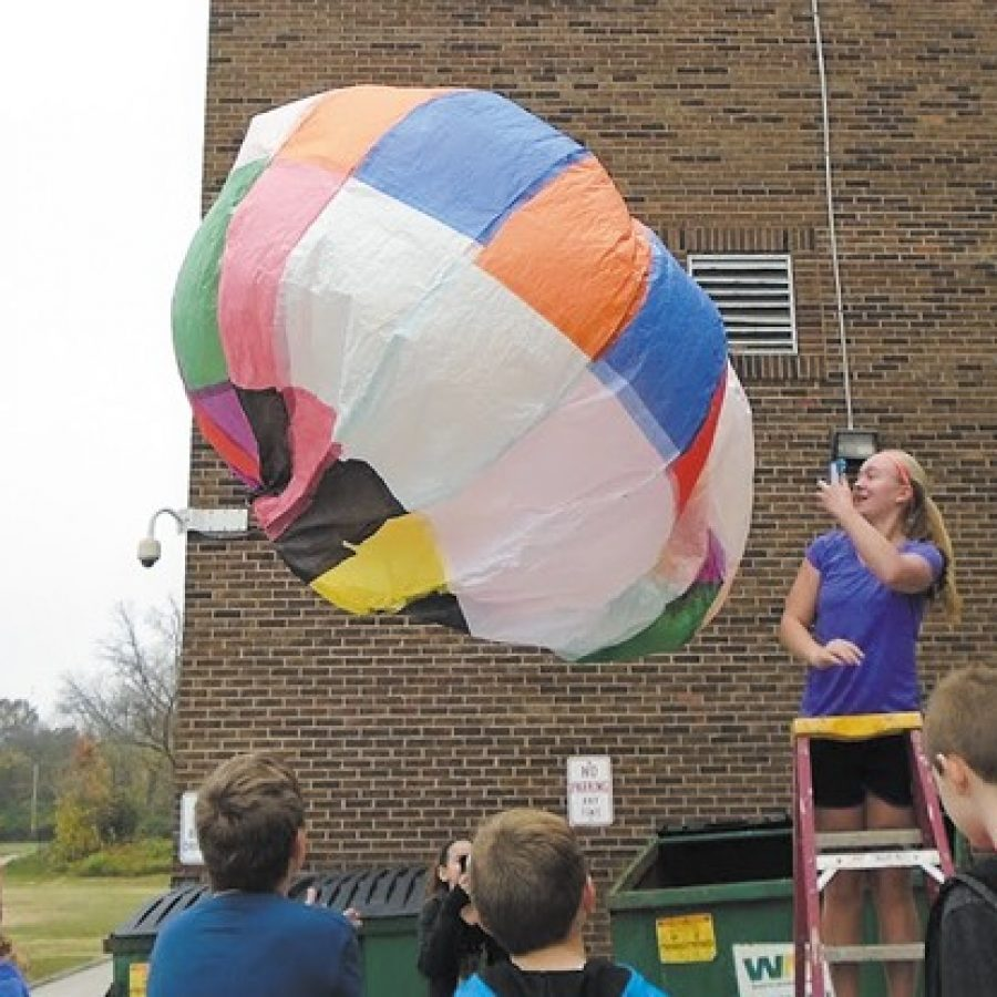 Science, technology learning takes flight