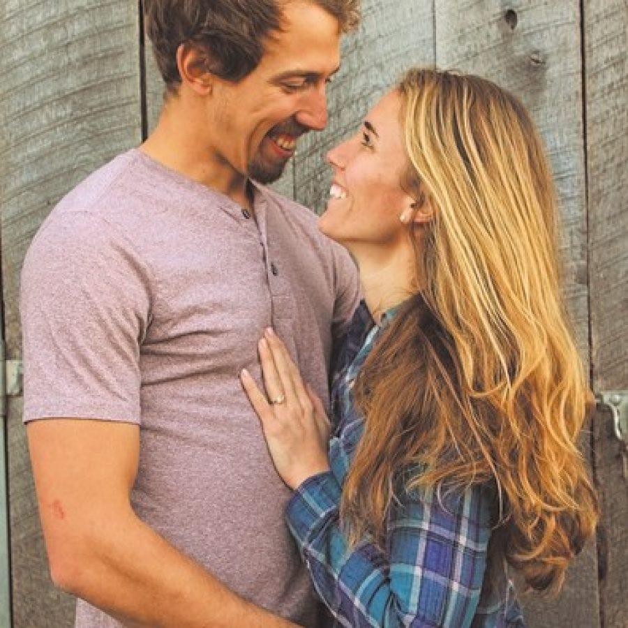 Kyle Kuschel and Kellien Oettle