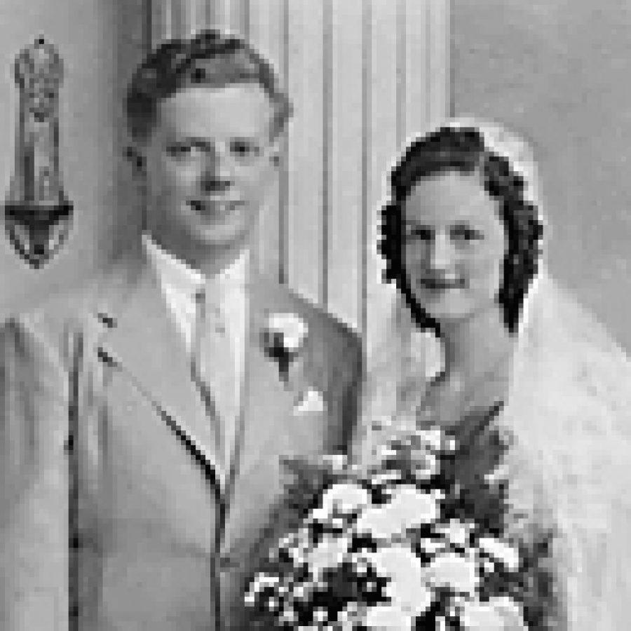 Mr. and Mrs. Bader