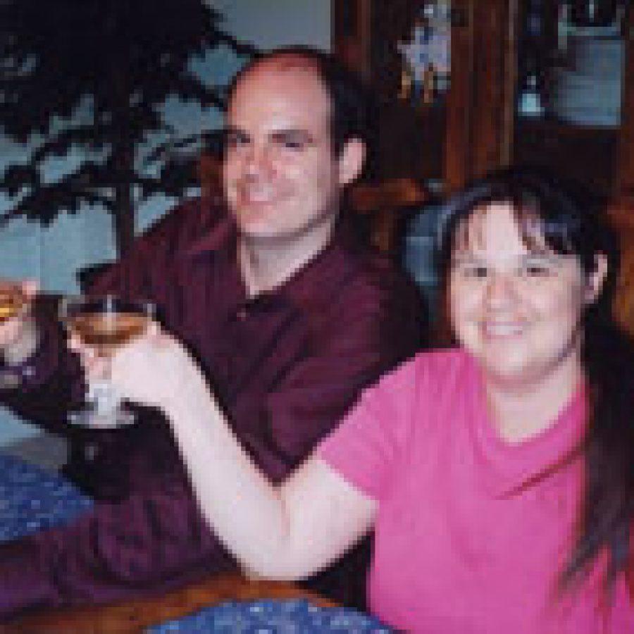 Steve Valko and Bernadette Buerke