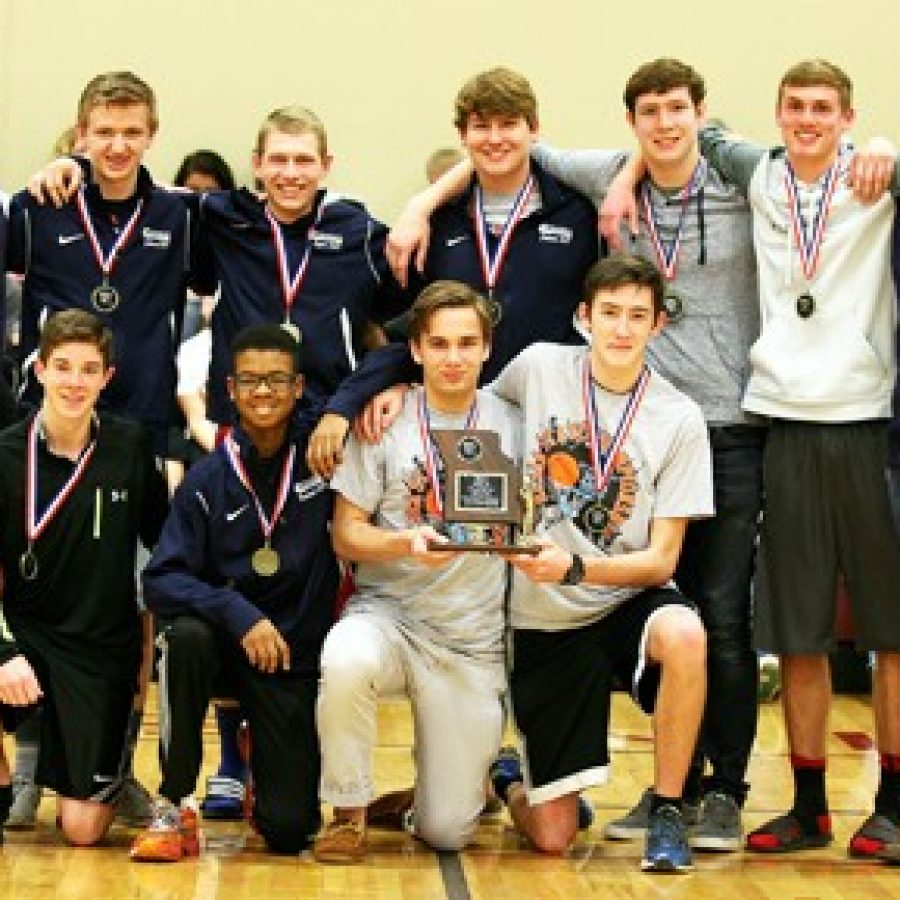 The Providence Classical Christian Academy varsity boys' team recently won its first MCSAA State Division 1A championship.