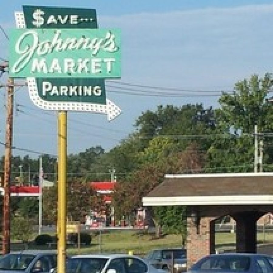 Lindbergh Schools will construct a two-story Central Office building on the site of the former Johnny's Market at Sappington and Gravois roads. This photo of Johnny's Market, a south county institution that featured a variety of local produce and foods, was taken shortly before the store closed its doors in 2012 after 68 years in business.