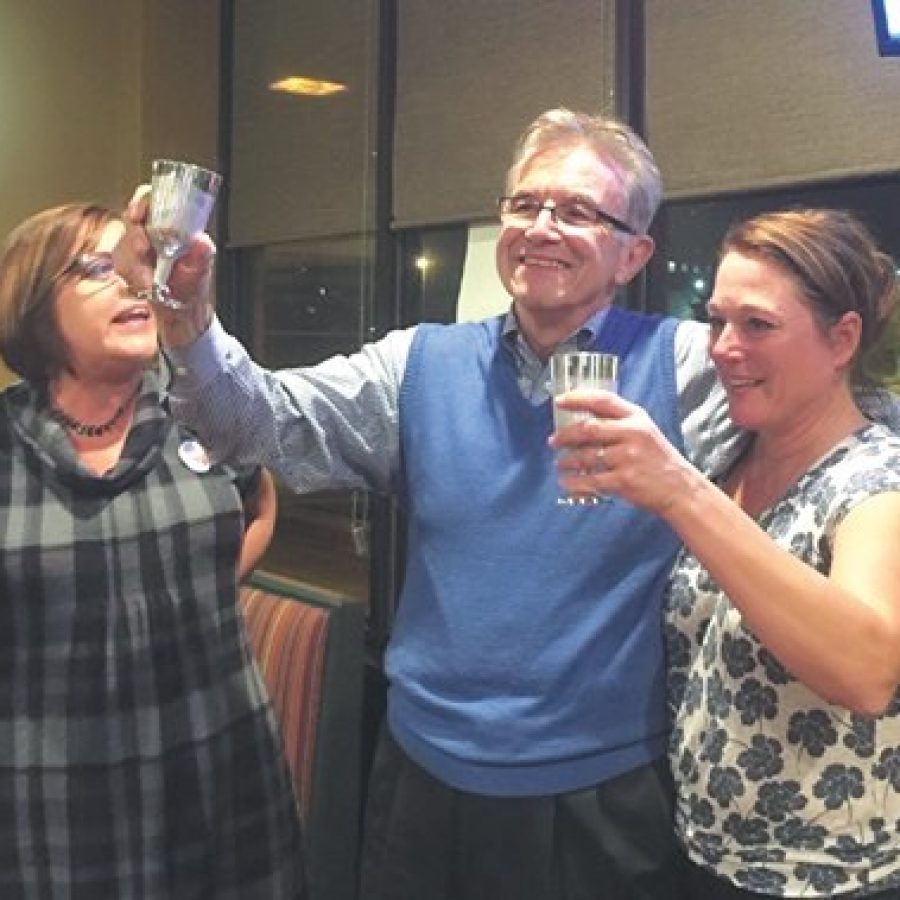 Trakas prevails over Yaeger for County Council seat