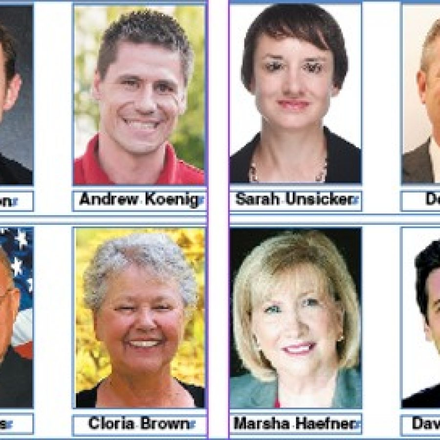 South county incumbents prevail Nov. 8