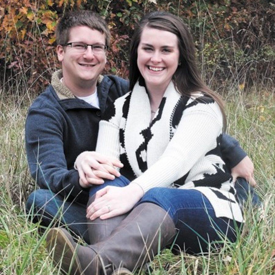 Drew Calvert and Elizabeth VanCleave
