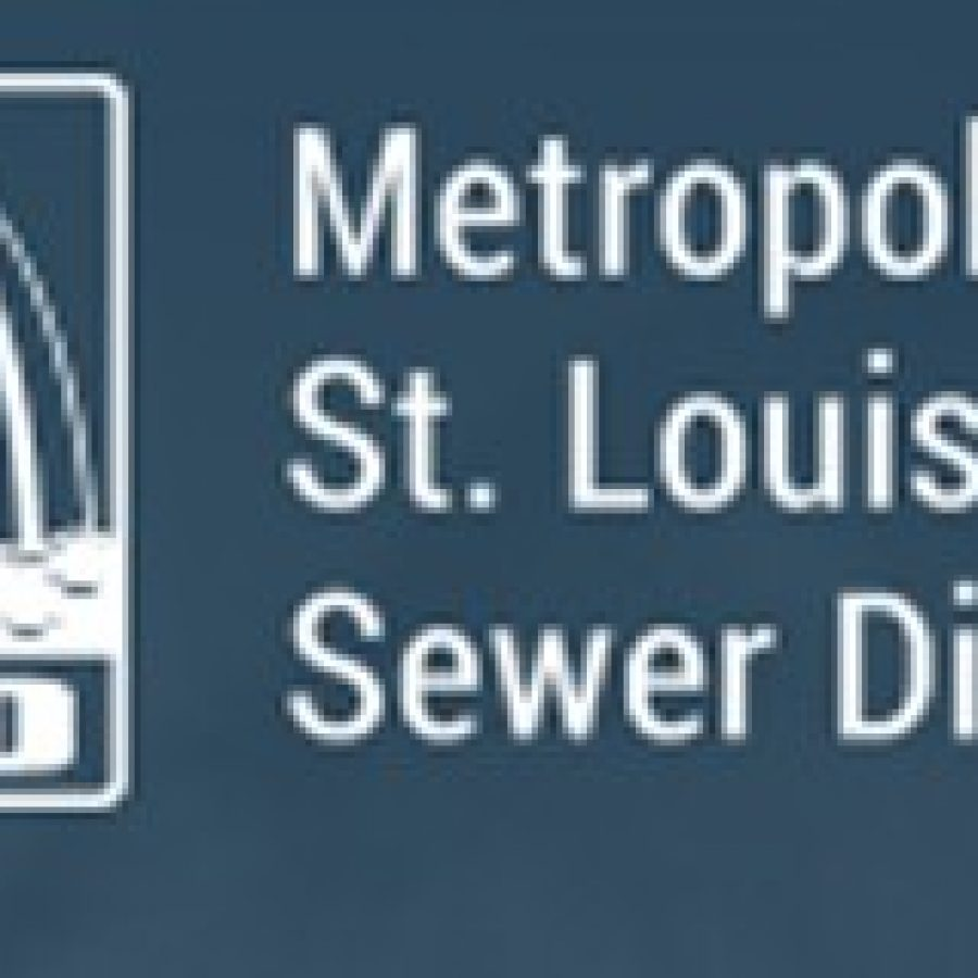 MSD sewer break in south county releases 50,000 gallons of sewage