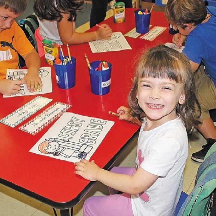 Mehlville students return to school