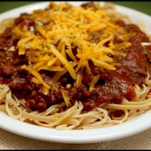 Cinnamon is the secret to Cincinnati chili.