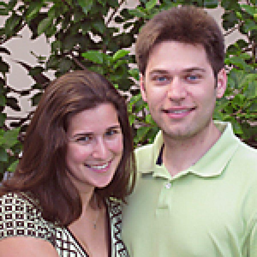 Sarah Cotler and David Repking