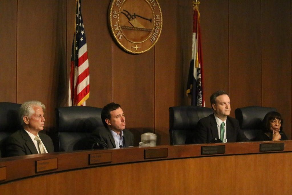 Expired terms become county executive campaign issue