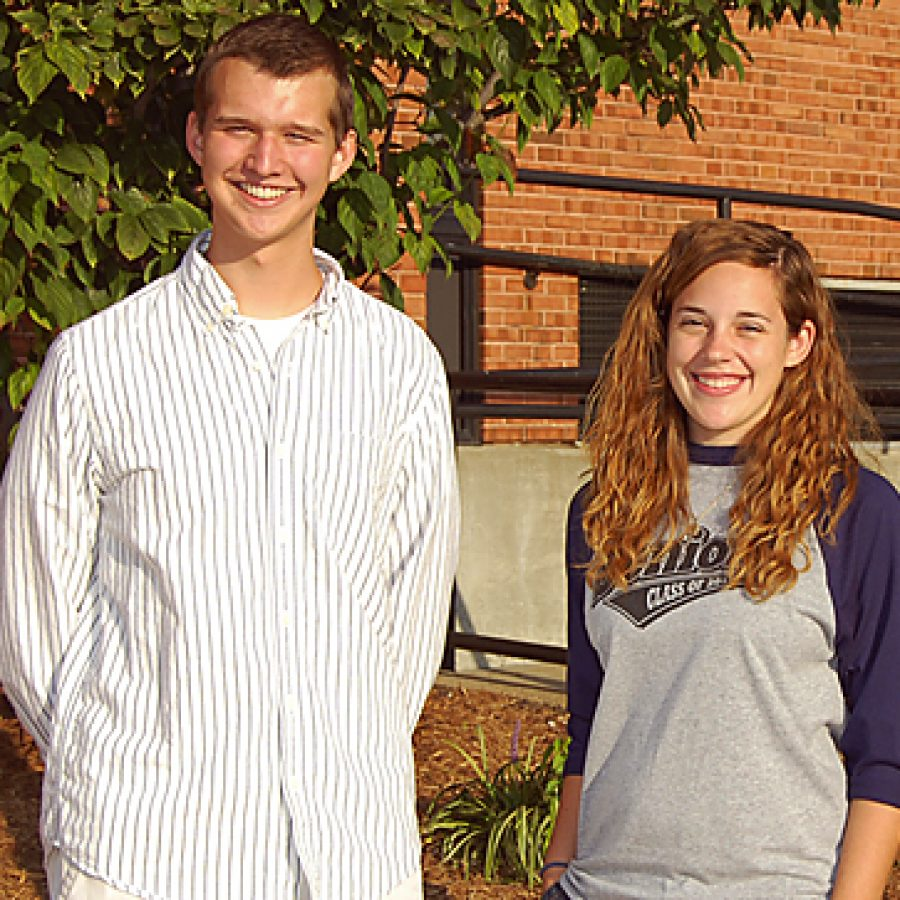 Two named National Merit finalists