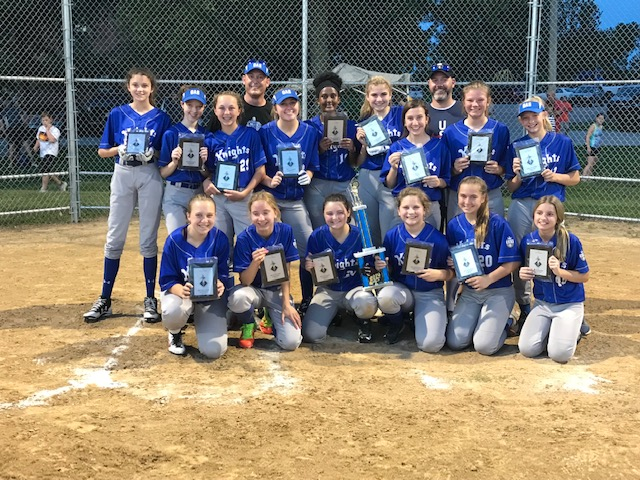 Queen+of+All+Saints+softball+girls+are+CYC+champs