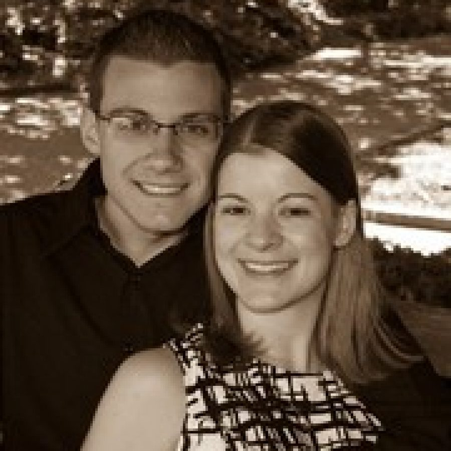 David Zidar and Tracey Bertram