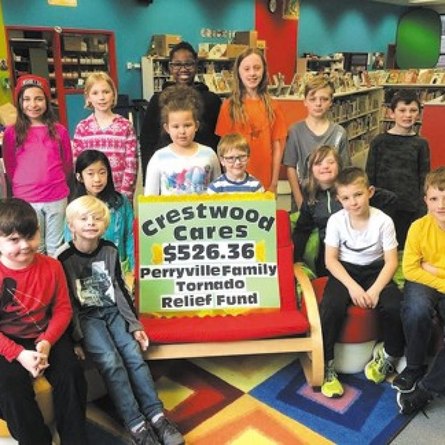 Students raise funds for tornado victims