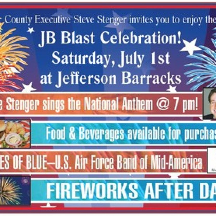 JB Blast goes on without participation of 6th District councilman