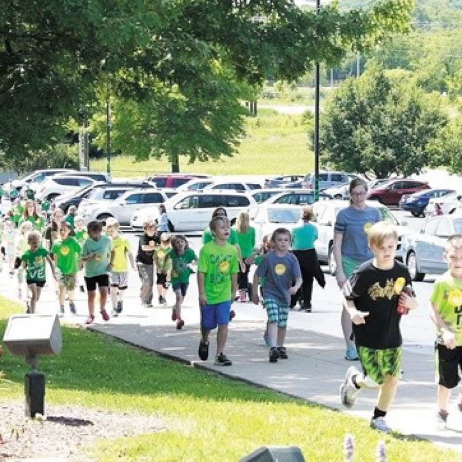 Rogers students honor 'forever buddy'