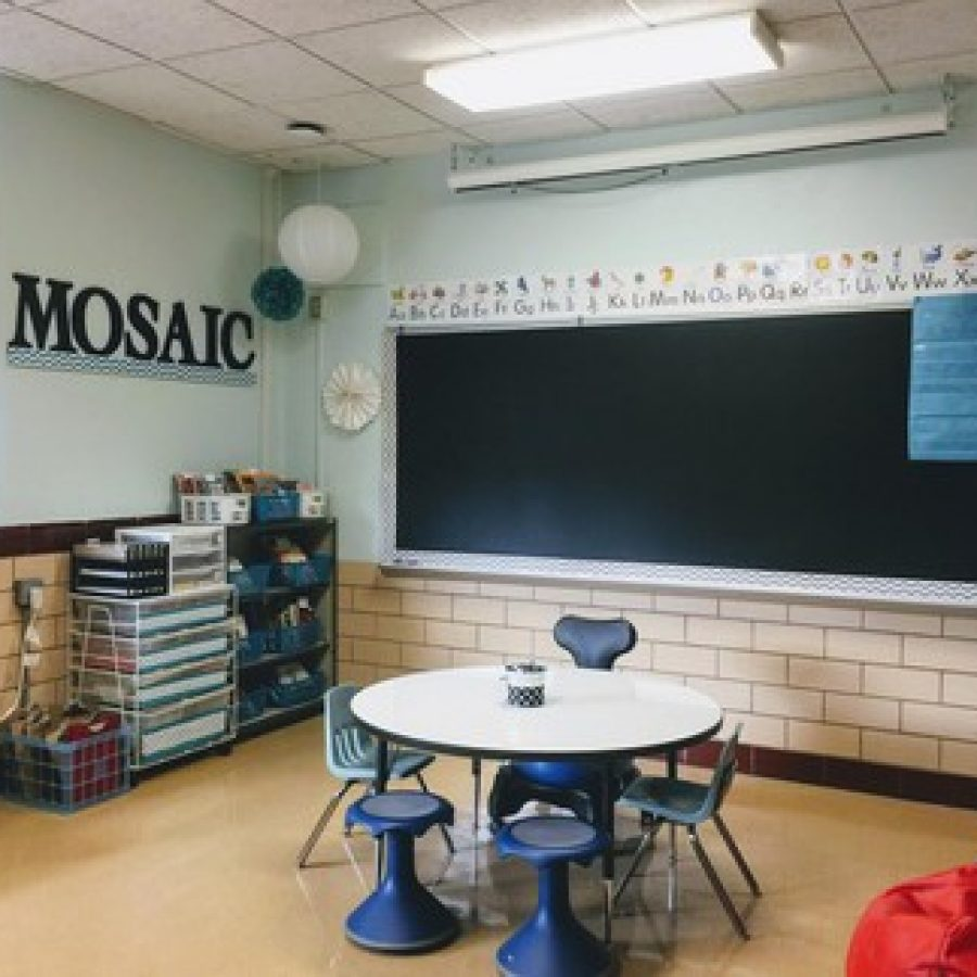 Mosaic Elementary, the Mehlville School District's new school of innovation, opens its doors to pupils Wednesday.